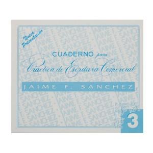 CUADERNOS DE CALIGRAFIA JAIME SANCHEZ # 3 (50)
