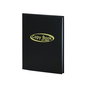 CUADERNO COPY BOOK FAST C/INDICE (10)
