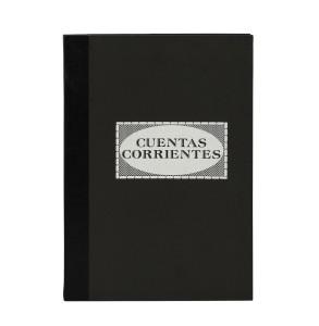 LIBRO EMPASTADO 100 H. (3 COLUMNAS)  CTAS. CTES. (6)