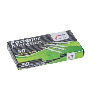 FASTENER METALICO FAST CAJA X 50 U. (4X20)