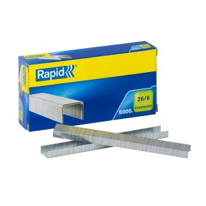 GRAPAS RAPID 26/6 STANDARD CX5000 (100)