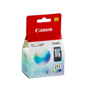 TINTA CANON CL-211 COLOR (9ML) 2