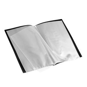 LIBRO PRESENTACION BEAUTONE 3790-5 10 FUNDAS NEGRO (6X12)