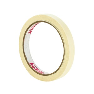 MASKING TAPE HYSTIK 1/2″ X 25 YDS=12MM.X22.83M. (114)