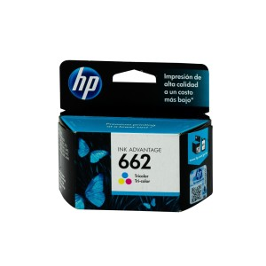TINTA HP 662 TRI COLOR P/1015/1515