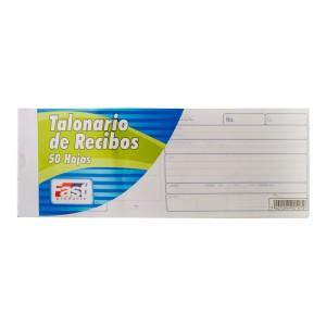 BLOCK RECIBOS FAST 50 H. (48)