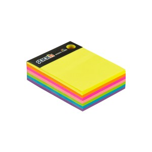 BLOCK STICKN 21255 4″X3″ ARCOIRIS MAGIC CUBE (6X12)