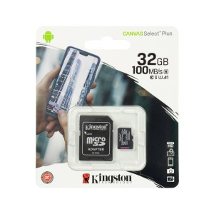 MEMORIA KINGSTON MICRO SD 32GB CL10