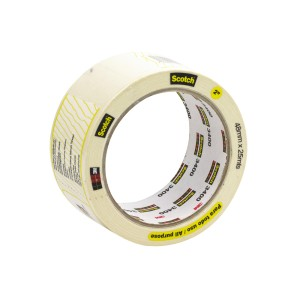 MASKING TAPE SCOTCH 3400 2″ X 27 YDS (48MMX 25M)  (36)