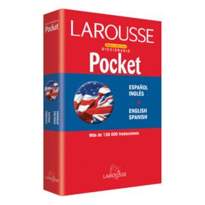 DICCIONARIO LAROUSSE POCKET INGLES-ESPAÑOL (80)