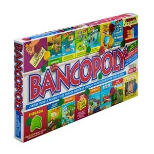 JUEGO BANCOPOLY ANIVERSARIO METTA 0079