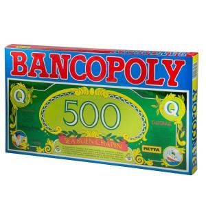 JUEGO BANCOPOLY GRANDE METTA 0080