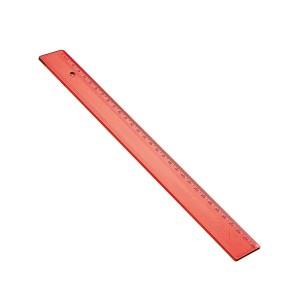 REGLA PLASTICA ACRIMET 581.8 30 CMS. ROJO (240)