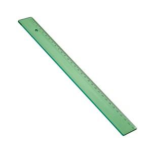 REGLA PLASTICA ACRIMET 581.6 30 CMS. VERDE (240)