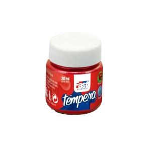 TEMPERA FAST 30ML METALICA 222 ROJO FUEGO (432)