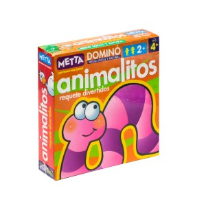 DOMINO ANIMALITOS METTA 0156