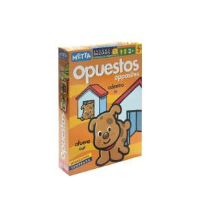 JUEGOS INICIALES OPUESTOS (24 PIEZAS) METTA 0825