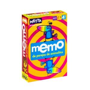 MEMORIA MEMO PAREJAS METTA 0606
