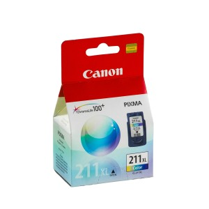 TINTA CANON CL-211XL COLOR (13ML) 2