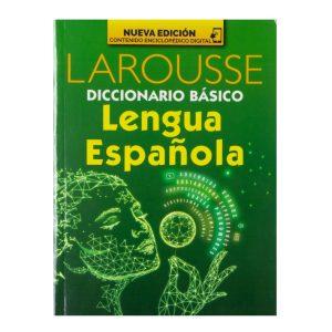 DICCIONARIO LAROUSSE BASICO LENGUA ESP. VDE. (54)