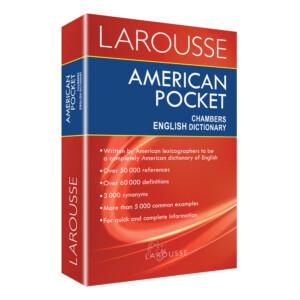 DICCIONARIO LAROUSSE AMERICAN POCKET ING-ING (56)