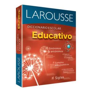 DICCIONARIO LAROUSSE ESCOLAR EDUCATIVO (72)