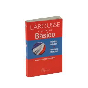 DICCIONARIO LAROUSSE BASICO ESP-FRANCES