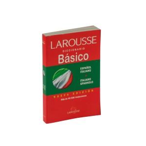 DICCIONARIO LAROUSSE BASICO ESPAÑOL-ITALIANO