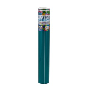 PLASTICO ADHESIVO FAST ROLLO 45CM.X20M. 5591 TURQUESA (12)