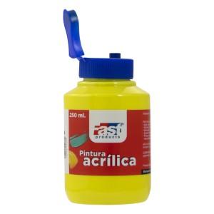 PINTURA ACRILICA FAST 250 ML 504 AMARILLO (3)