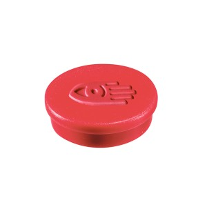 MAGNETOS LEGAMASTER 181102 20MM CX10 ROJO 2