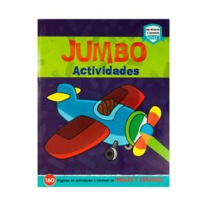 LIBRO P/COLOREAR SICOBEN JUMBO 80H. ACTIVIDADES 3 (24)