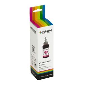 TINTA  POLAROID T6643 EPSON P/L120/L220/L380/L395/L575 MAGENTA (70ML)