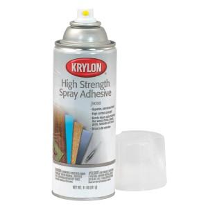 SPRAY KRYLON KR9090 ADHESIVO FUERTE 11OZ.