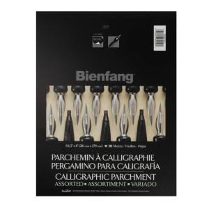 BLOCK CALIGRAFICO 400140 8.5 X 11 COLORES