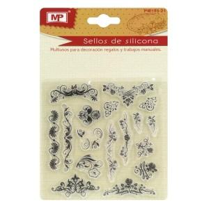 SELLOS DE SILICON MP PM195-21 (12X12)