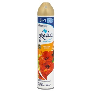 AMBIENTAL GLADE HAWAIIAN BREEZE 400 ML (6)