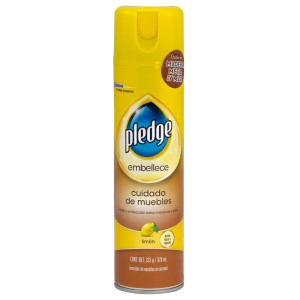 LIMPIA SUPERFICIES PLEDGE LIMON 378 ML (12)