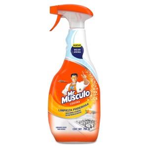 DESENGRASANTE MR. MUSCULO COCINA  750 ML (12)