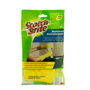 GUANTE SCOTCH BRITE MULTIP. TALLA S (24) 2