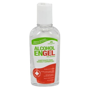 ALCOHOL EN GEL DIQUIVA 70% 115 G.