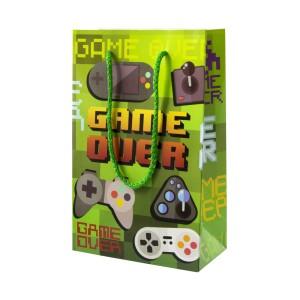 BOLSA DE REGALO GRANMARK 847-5587 PEQ GAME OVER