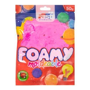 FOAMY MOLDEABLE FAST 50GRS FUCSIA (200)