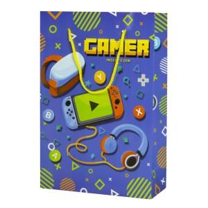 BOLSA DE REGALO GRANMARK 845-5587 GDE GAME OVER