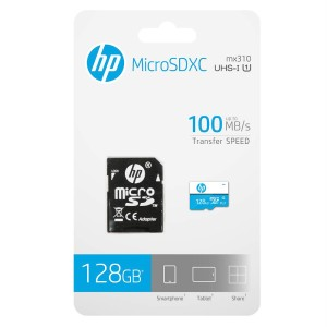 MEMORIA HP MICRO SD 128GB U1 CL10 2