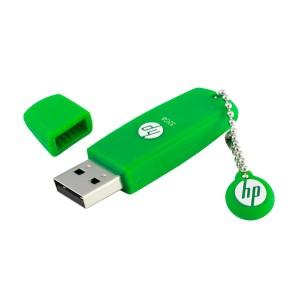 MEMORIA HP 2.0 USB 32GB V188G GREEN