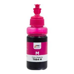 TINTA FAST T664-M EPSON L120/L220/L380/L575  MAGENTA  (70ML)