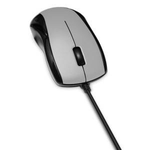 MOUSE MAXELL MOWR-101 OPTICO USB SILVER (20)