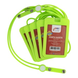 GAFETES FAST 627V PX5 SILICON C/PITA VERTICAL VERDE LIMON (60)