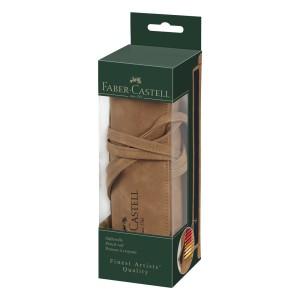 PORTA-LAPICES FABER CASTELL 180010 CUERO (1)